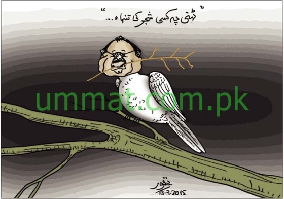 CARTOON_Altaf Harami is now alone_Umt_15-03-15